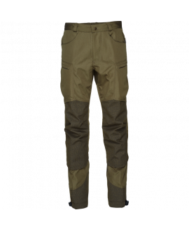 Seeland Kraft Force trousers in olive green